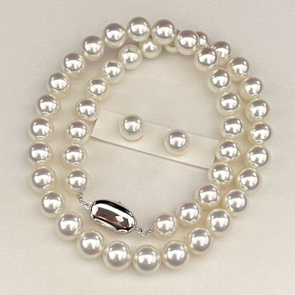 真珠ネックレスの最高級クラスとは?【※花珠は間違い?】