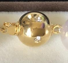 真珠ネックレスの留め具【※価格を公開】